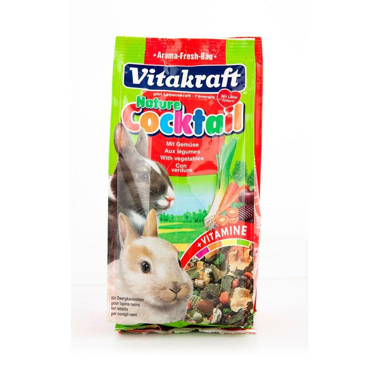 兔用香脆雜菜小食(150克)