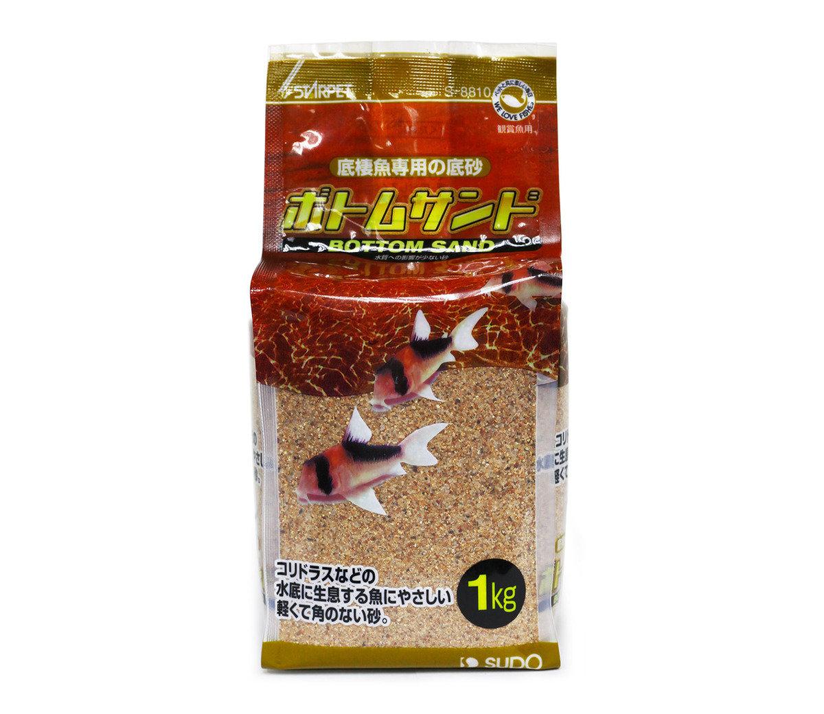 底棲魚沙(1公斤)