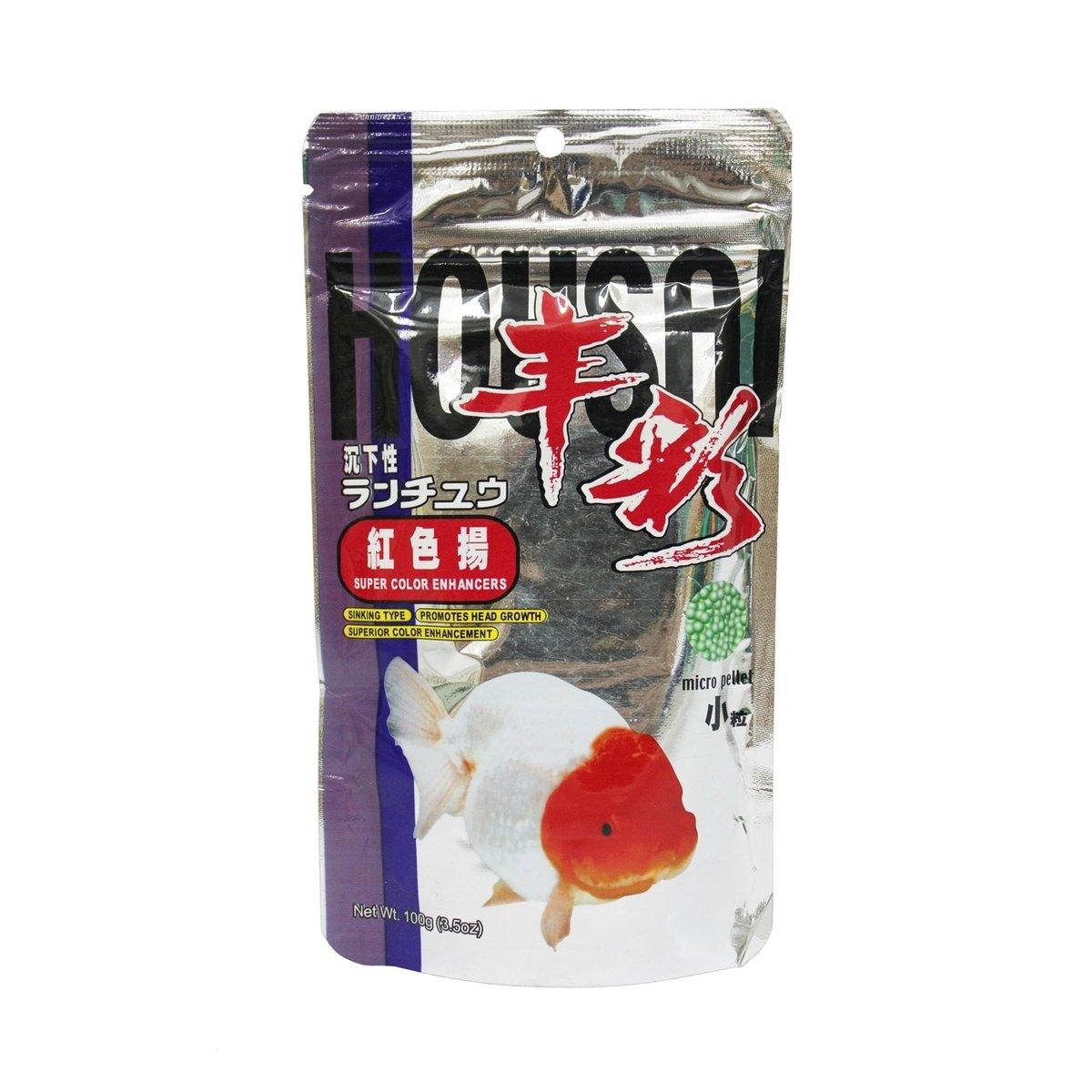 壽星糧(沉底小粒)100克