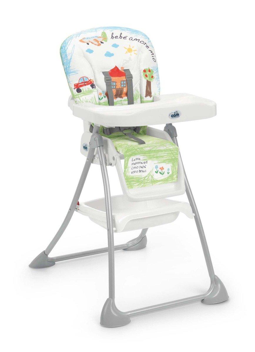 意大利 Mini Plus 簡便摺合餐椅