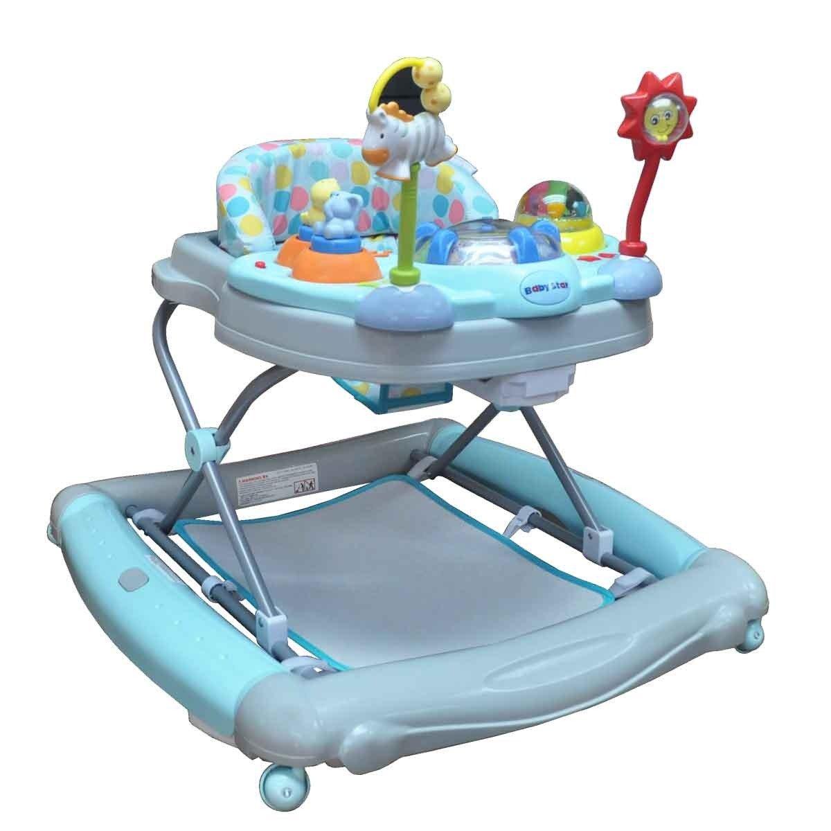 Baby Star 二合一嬰兒音樂學行車