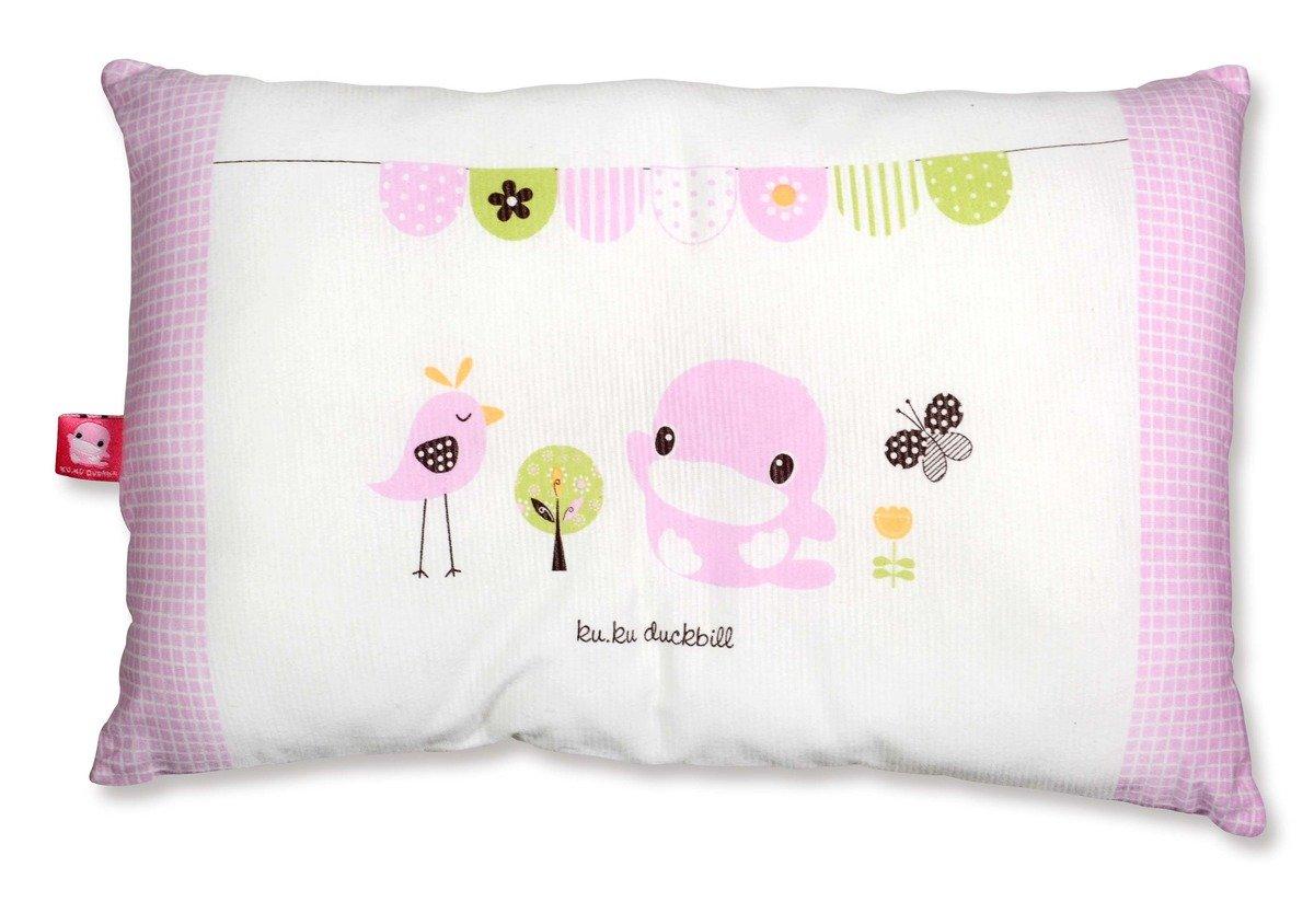 嬰兒四季枕 (粉紅色)