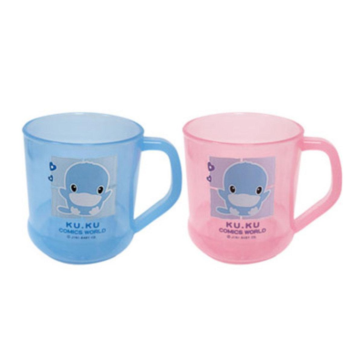 愛玩樂杯 (藍色)