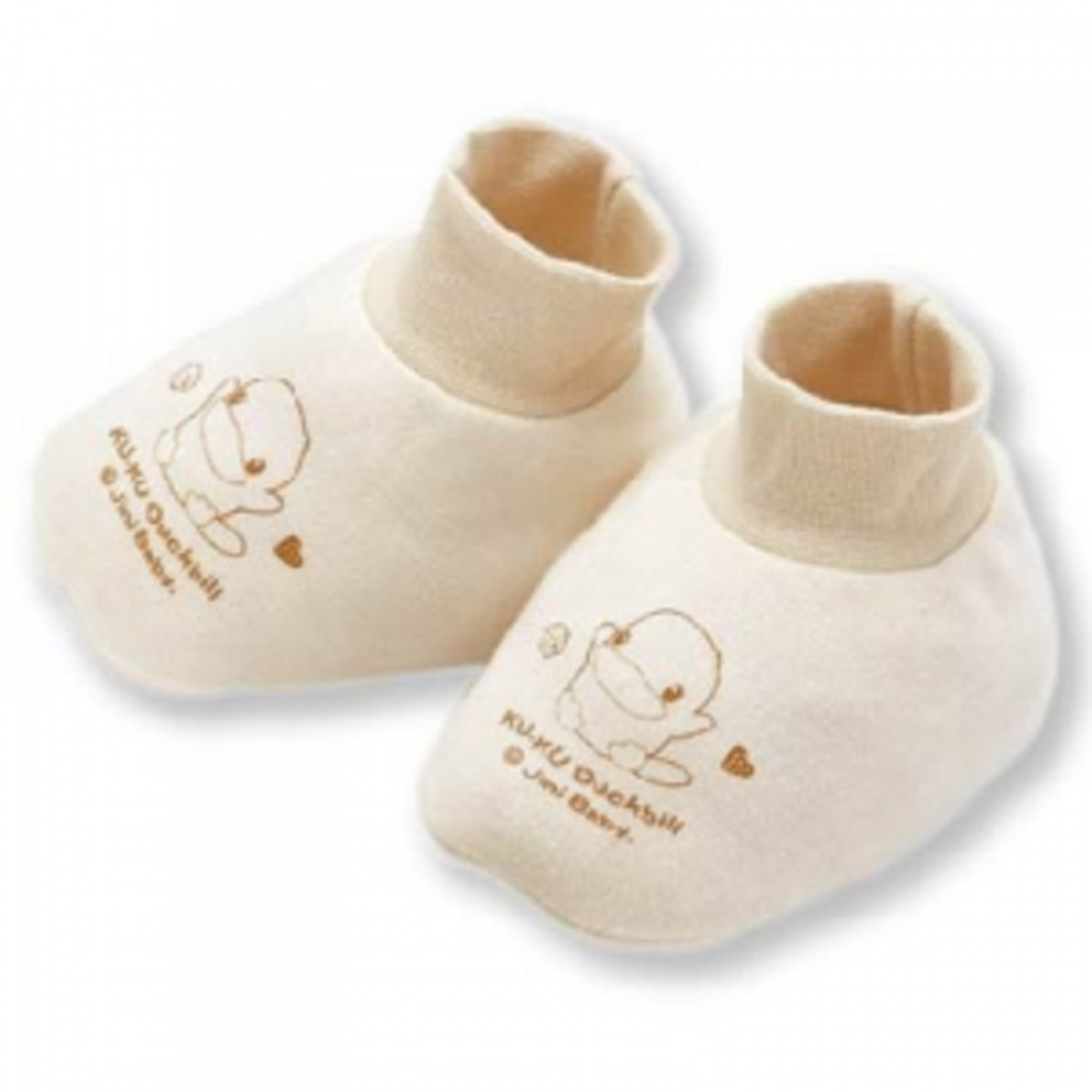 有機純棉護腳套 (厚款)