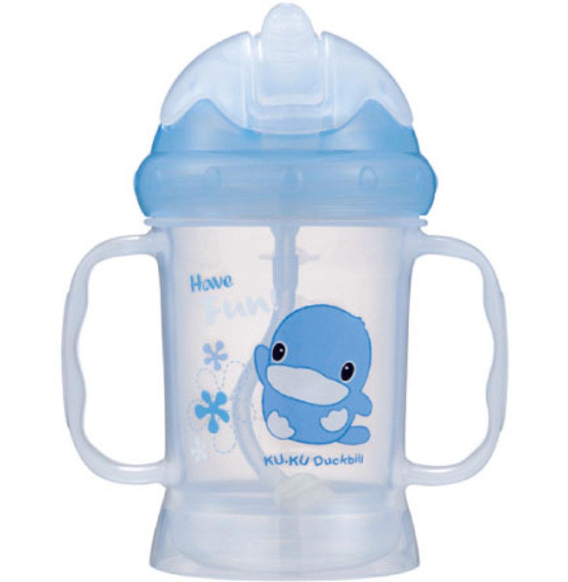 神奇喝水杯 (藍色)