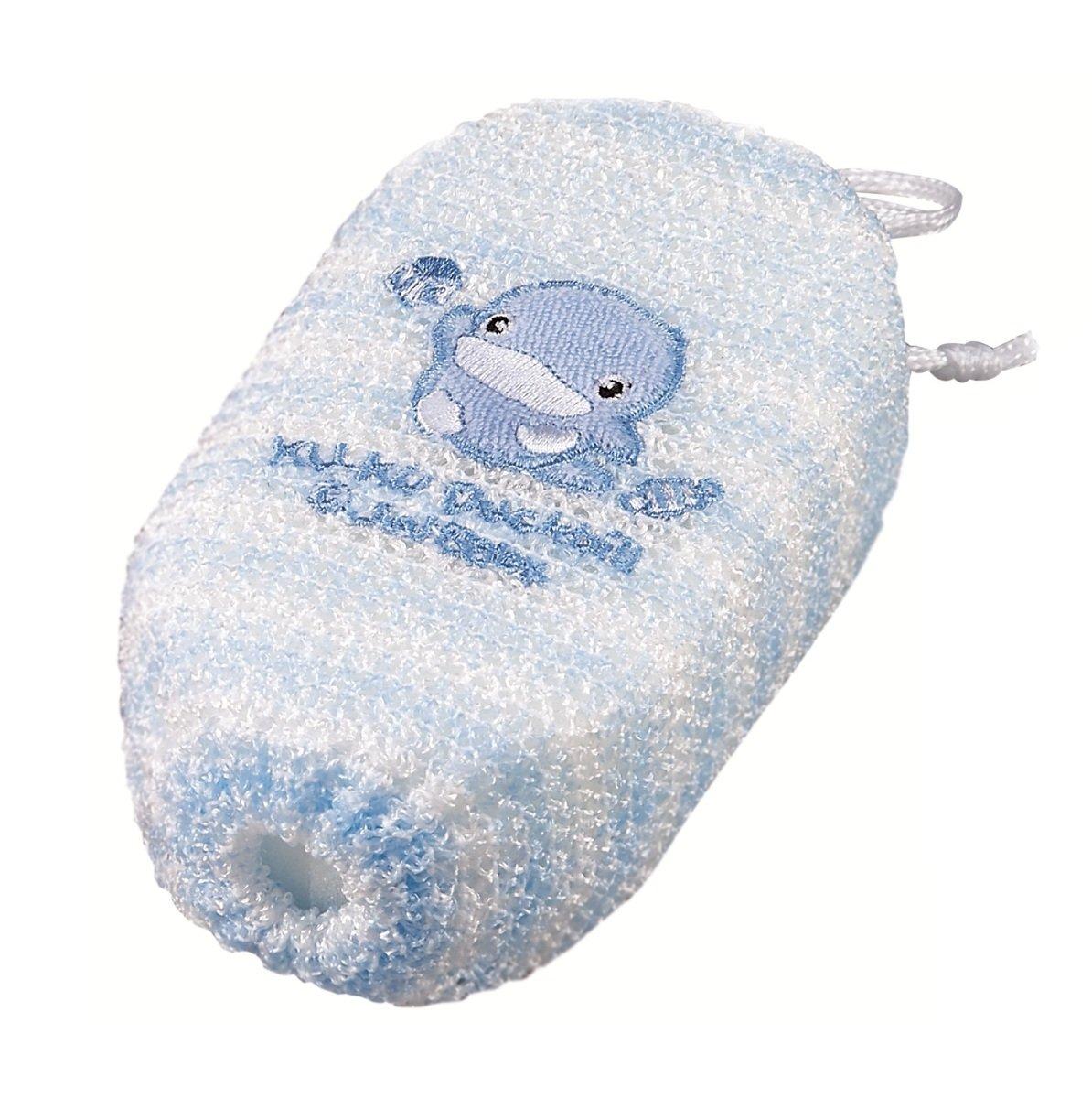 酷咕鴨抗菌沐浴球 (藍色)