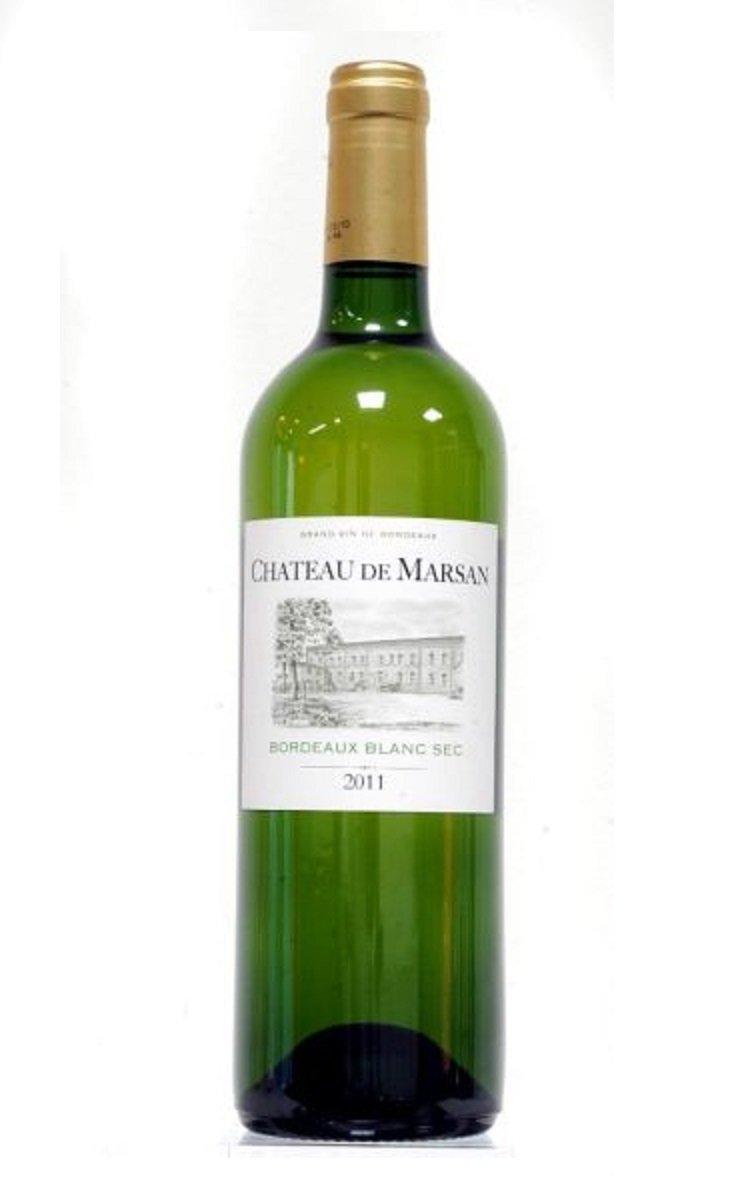 Château de Marsan Bordeaux Blanc (37.5 cl half bottle)