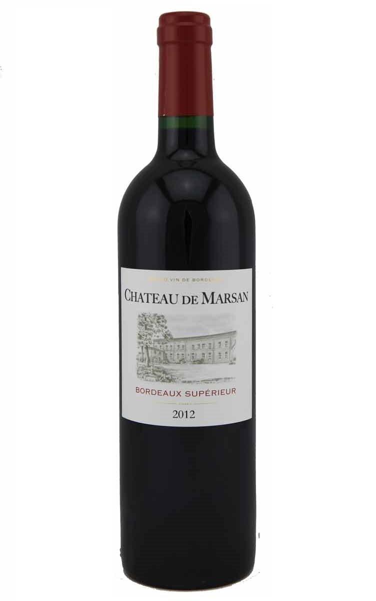 Château de Marsan Bordeaux Rouge AOC
