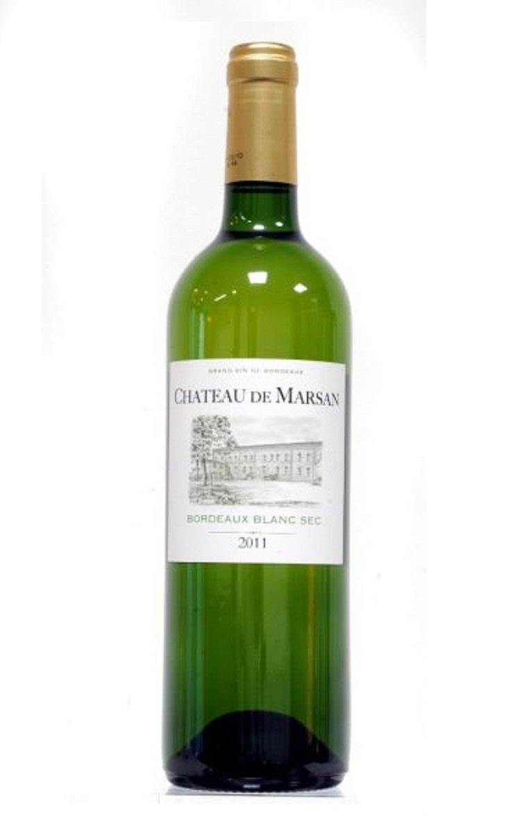 Château de Marsan Bordeaux Blanc