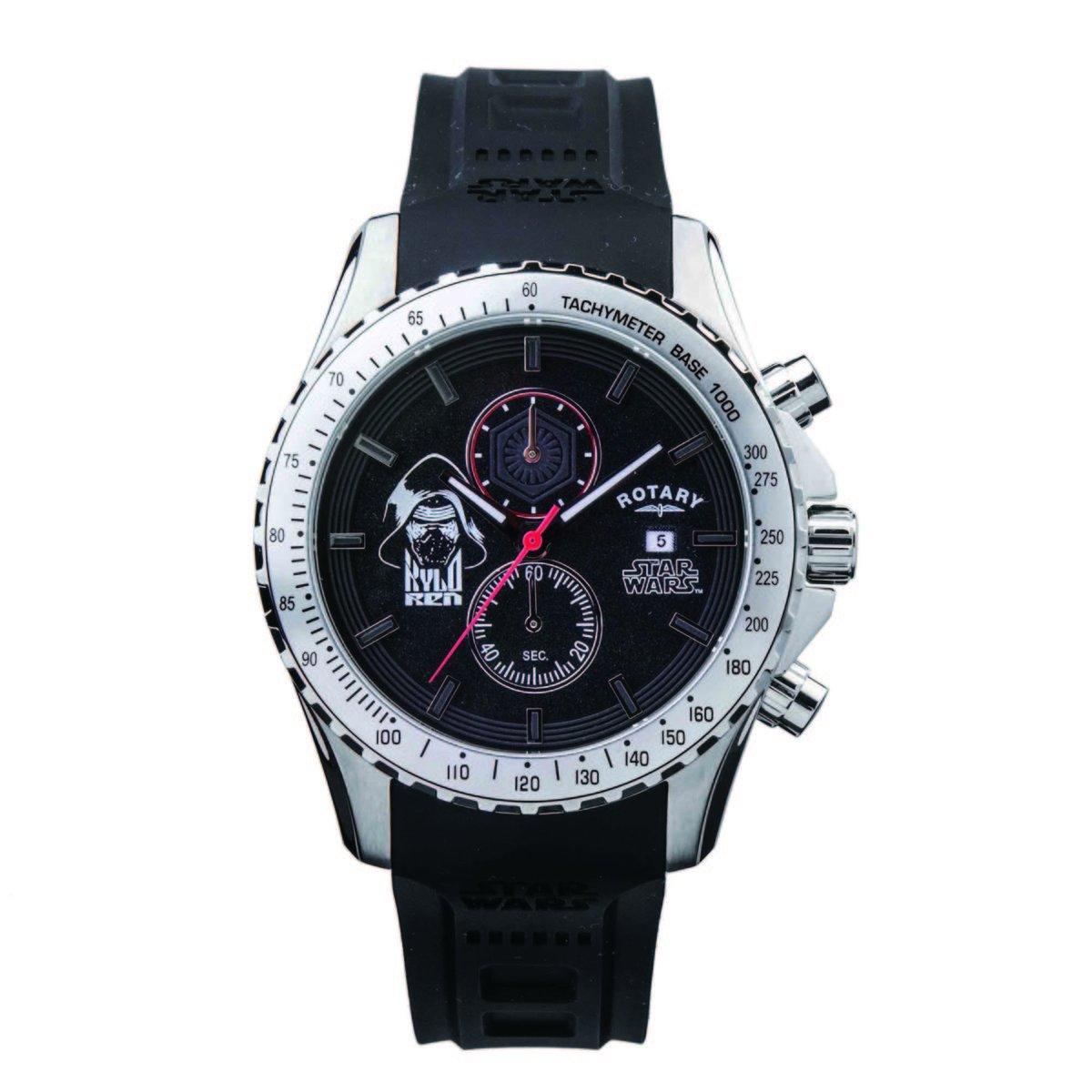 Rotary Kylo Ren Watch