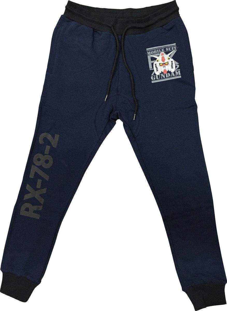 機動戰士(高達)藍色長褲-22