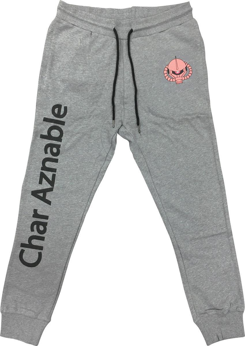 機動戰士(高達)灰色長褲-25
