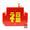 nanoblock DIY 賀年紅色全盒 *新年特別版*