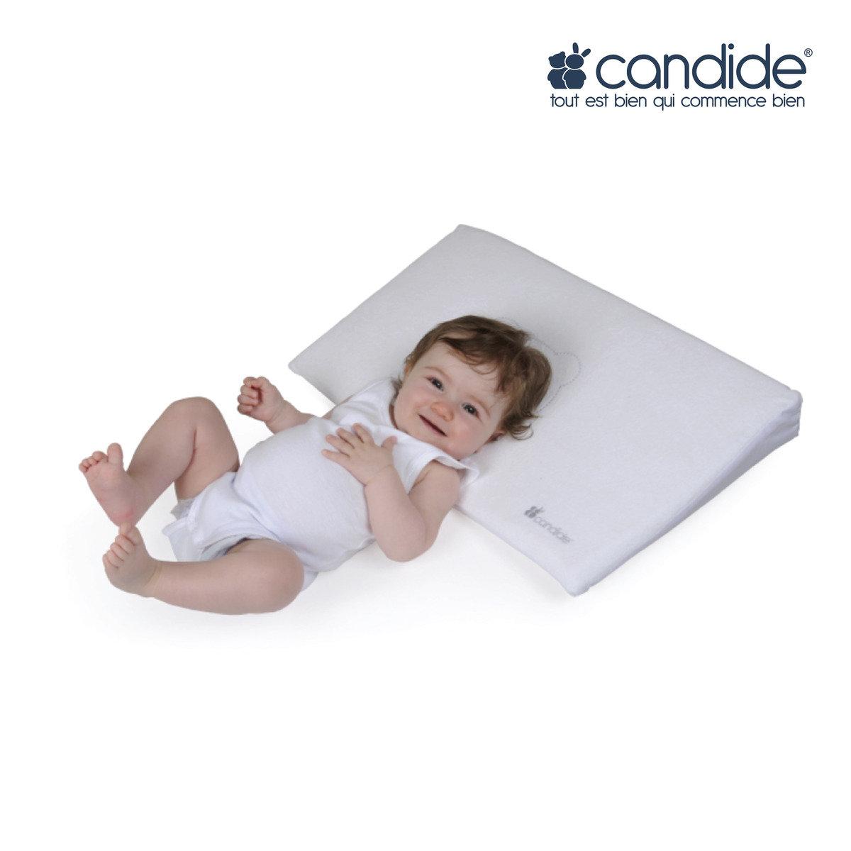 15° 嬰兒斜枕 (55x35x8cm)
