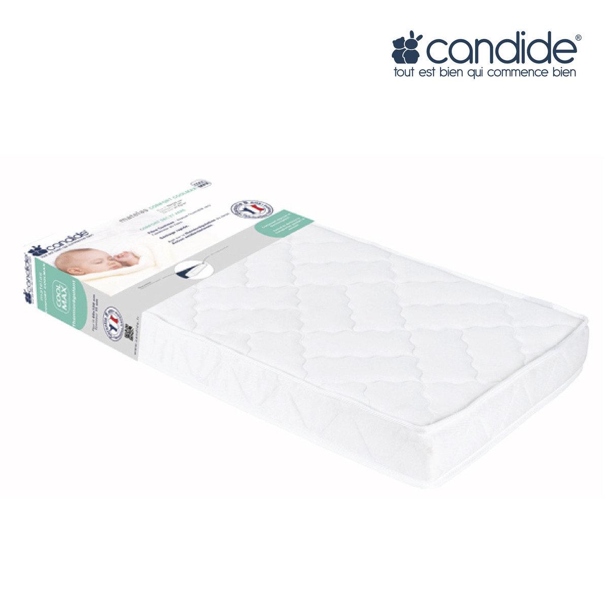 Coolmax 體溫調節床褥