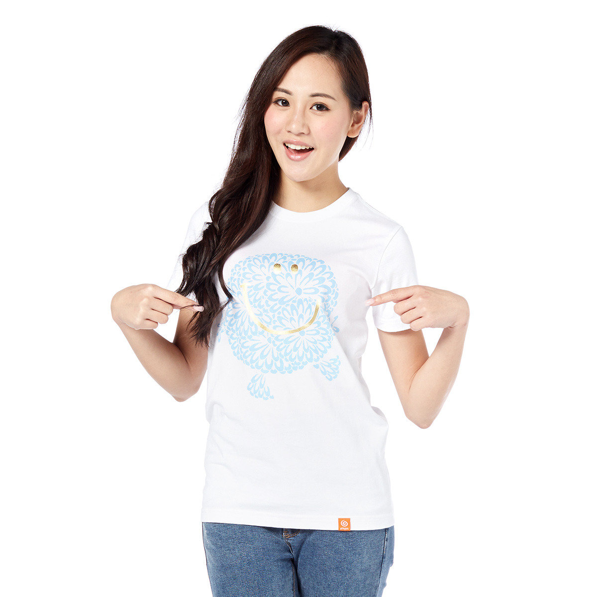 MR.MEN LITTLE MISS, 中性Tee