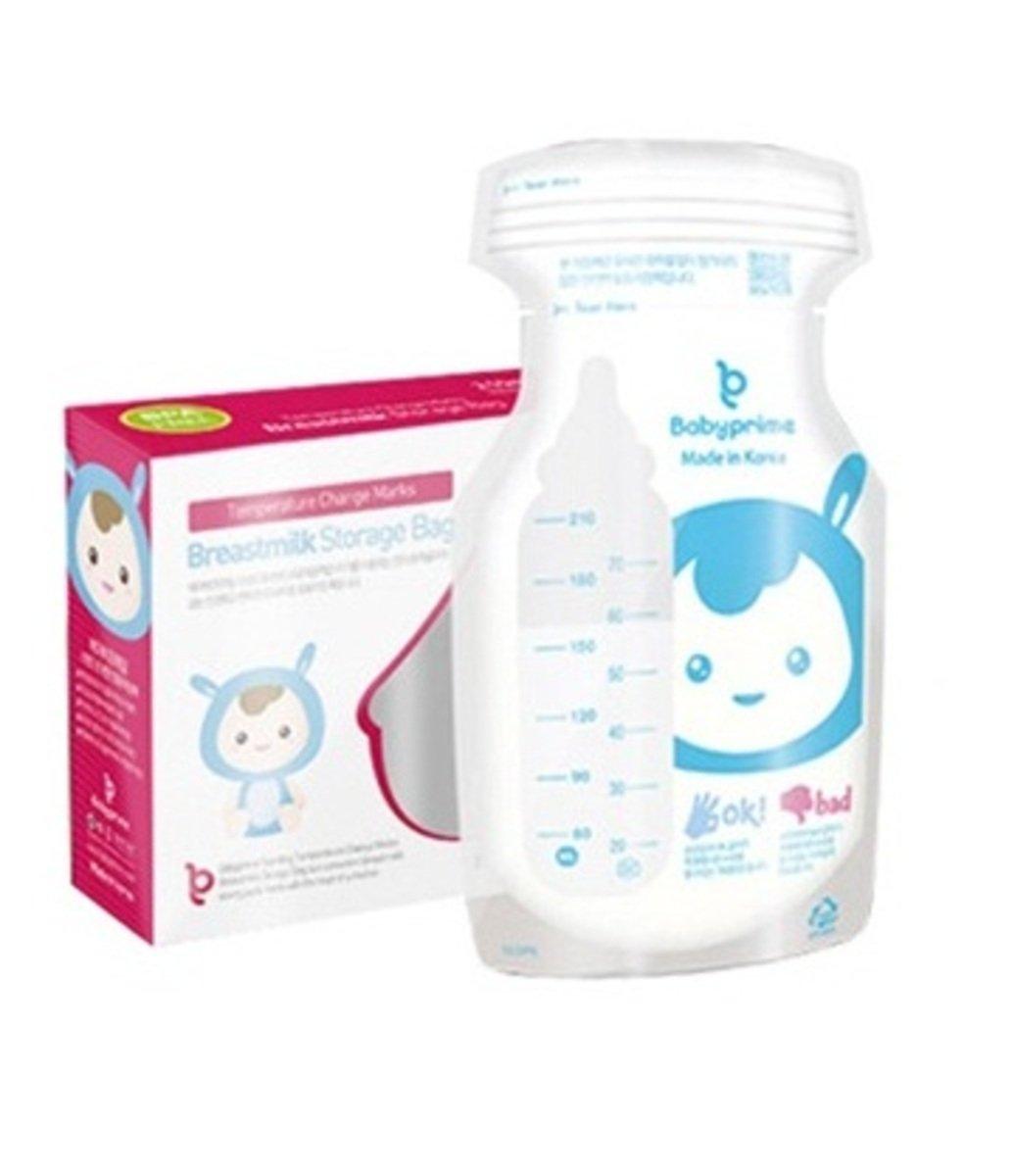 直立式母乳儲存袋(30個裝)