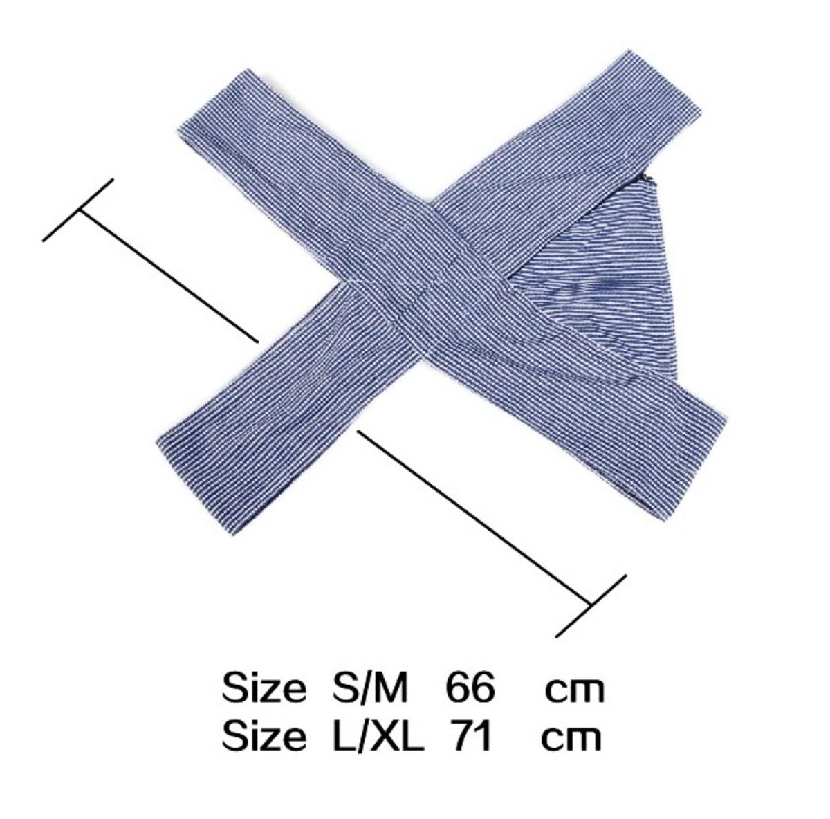 X 型揹帶