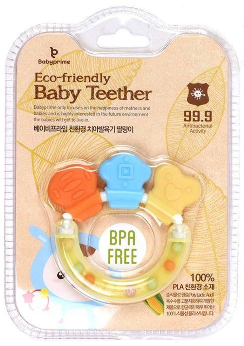 手板環保嬰兒搖鈴
