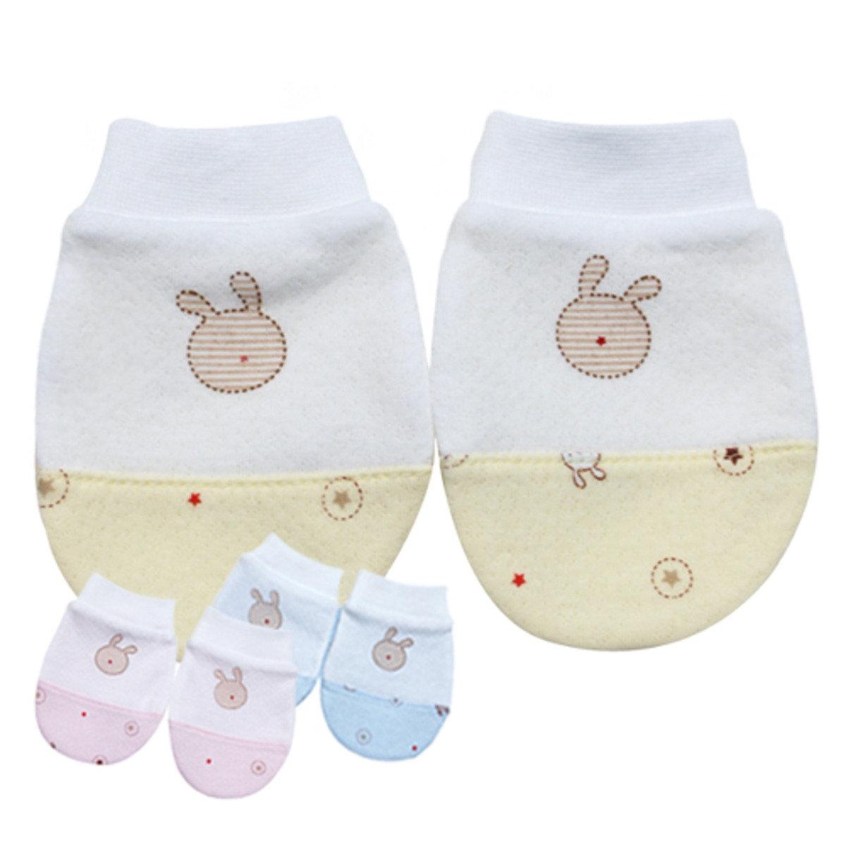 嬰兒手套(小兔)