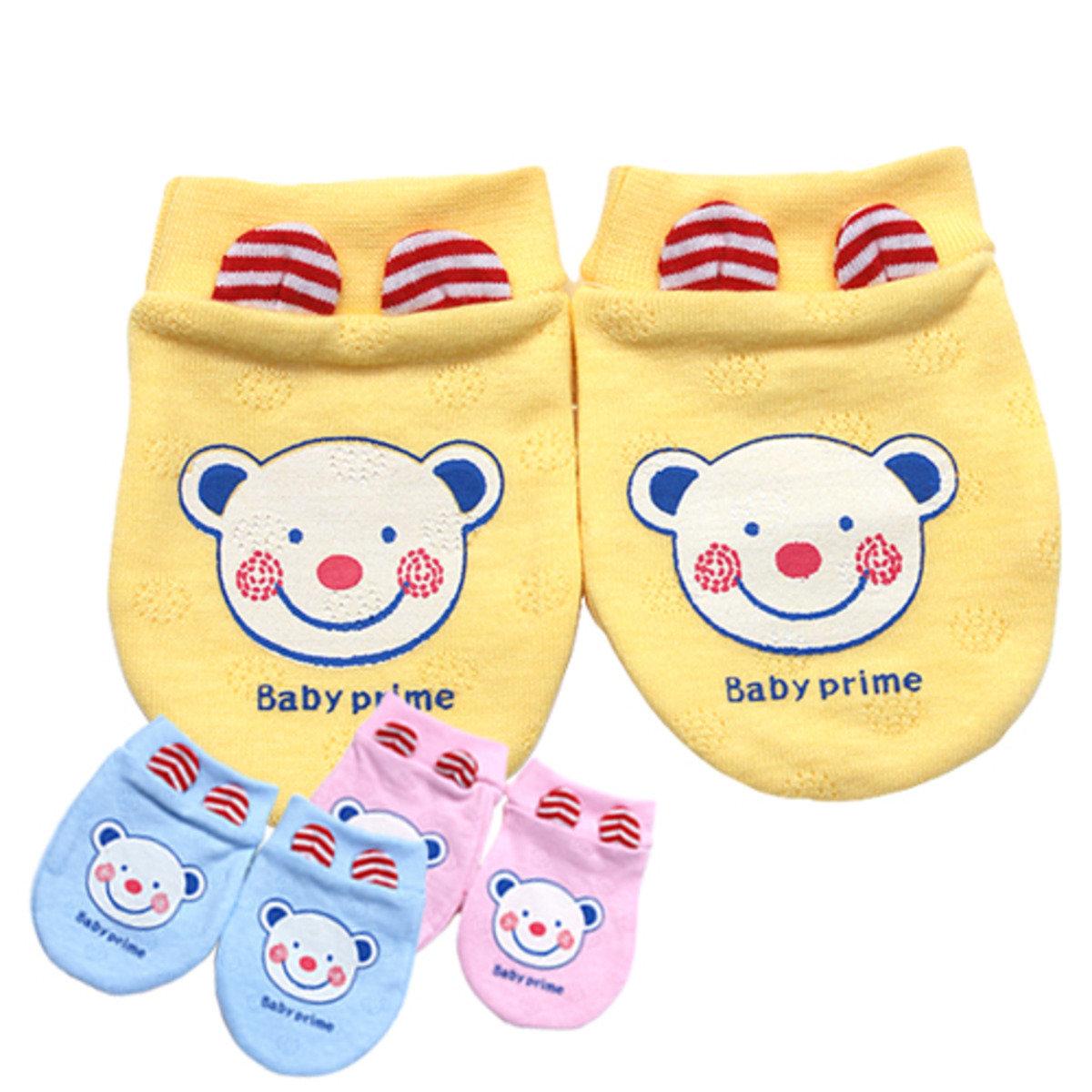嬰兒手套(小熊)