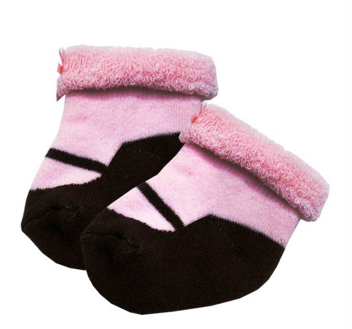 嬰兒毛毛芭蕾襪