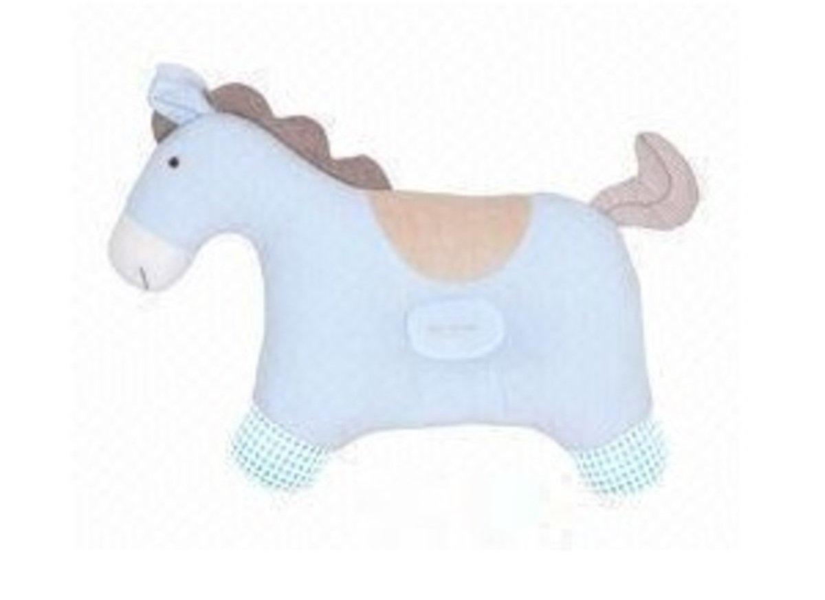 嬰兒枕(小馬)