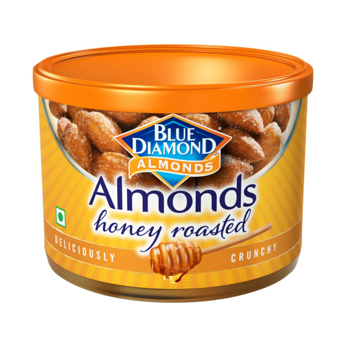 美國藍鑽石 罐裝蜜糖杏仁 150克