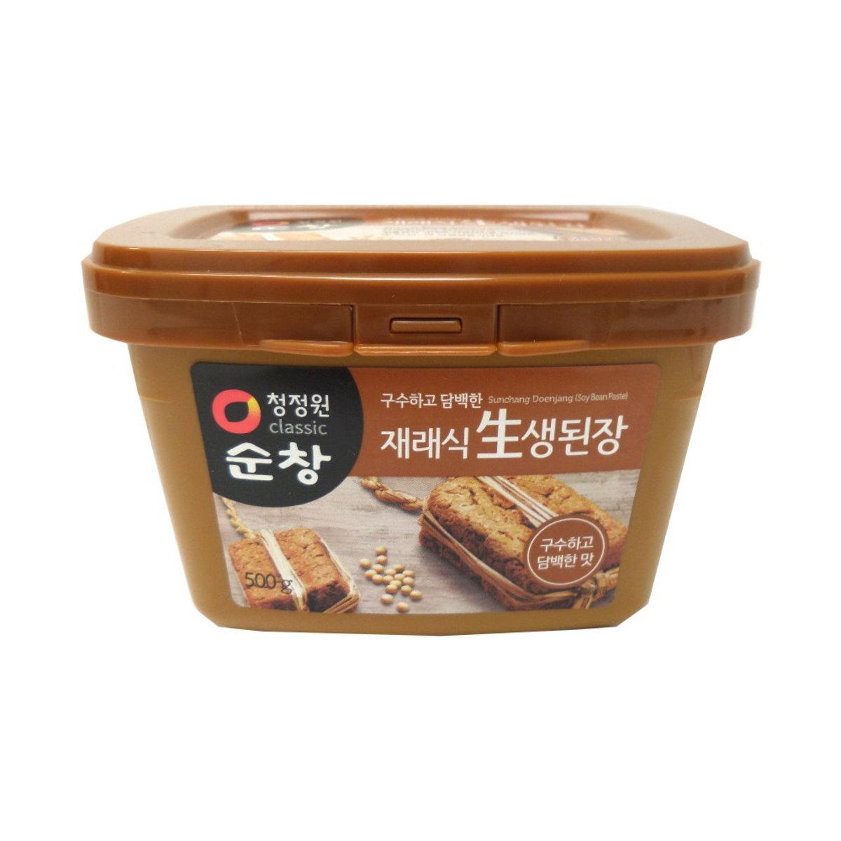 清淨園 韓國麵豉醬 500克