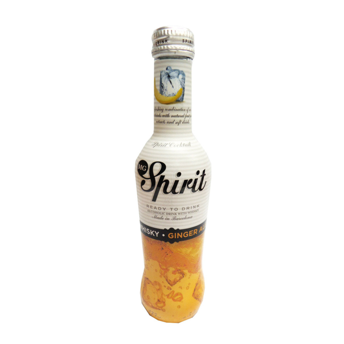 MG Spirit 西班牙 MG 威士忌 275毫升
