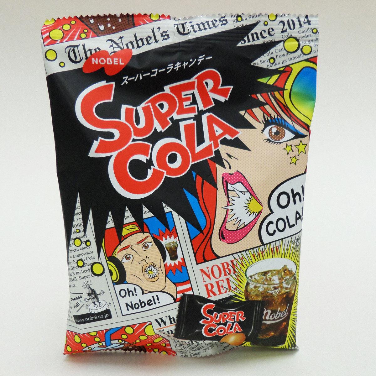 Nobel 超級可樂糖
