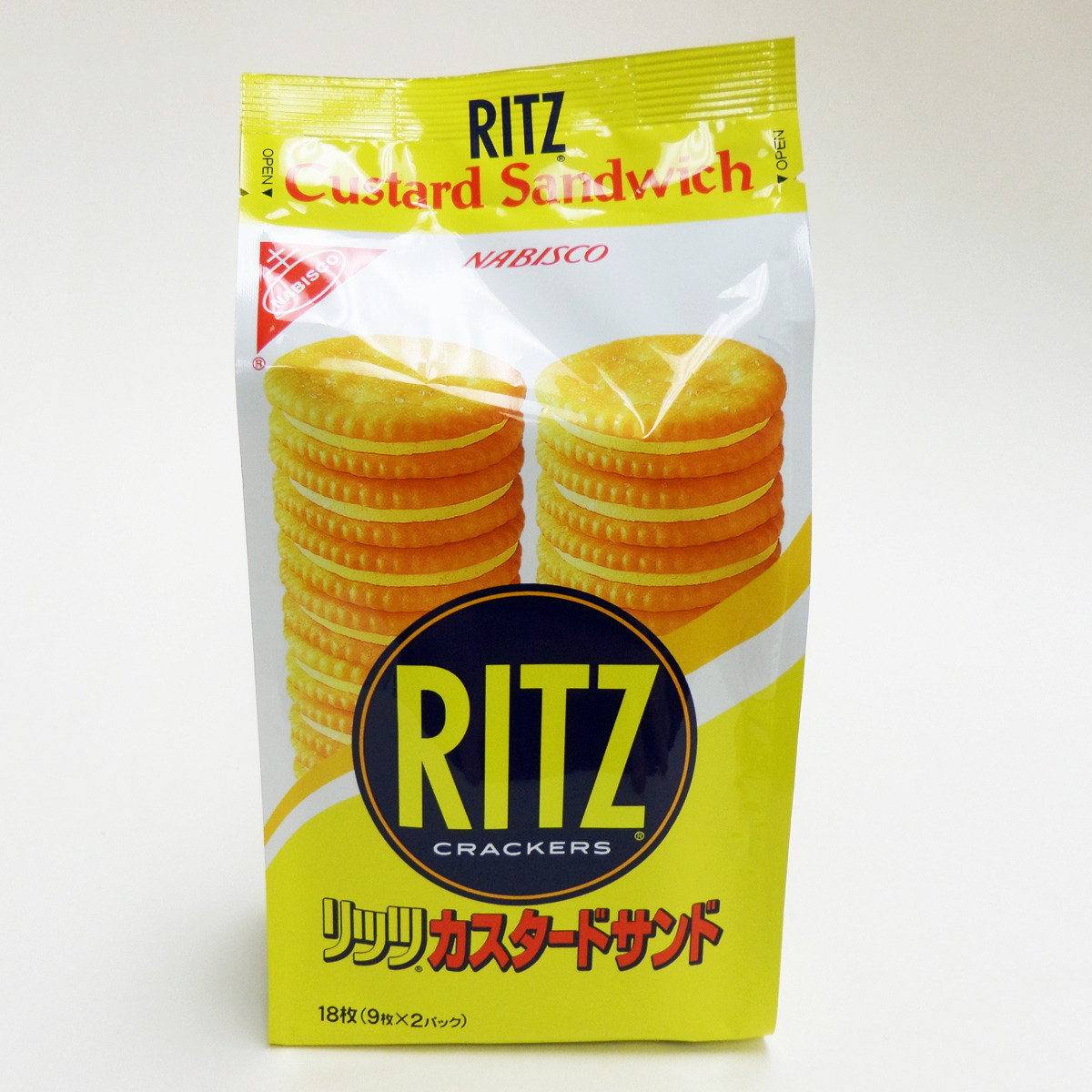 RITZ 吉士夾心餅