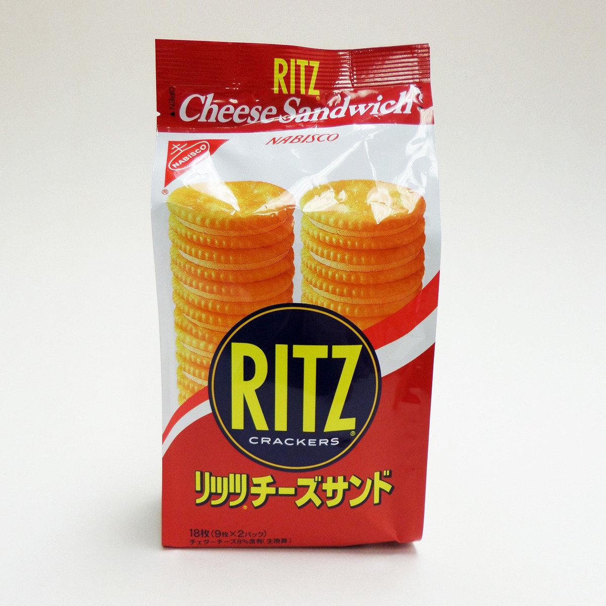 RITZ 芝士夾心餅