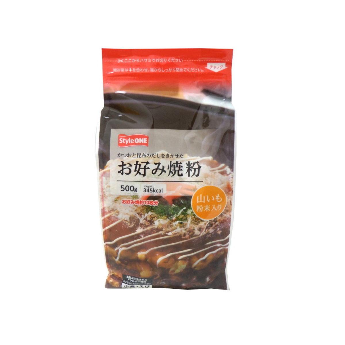 Style One 燒餅粉 500克