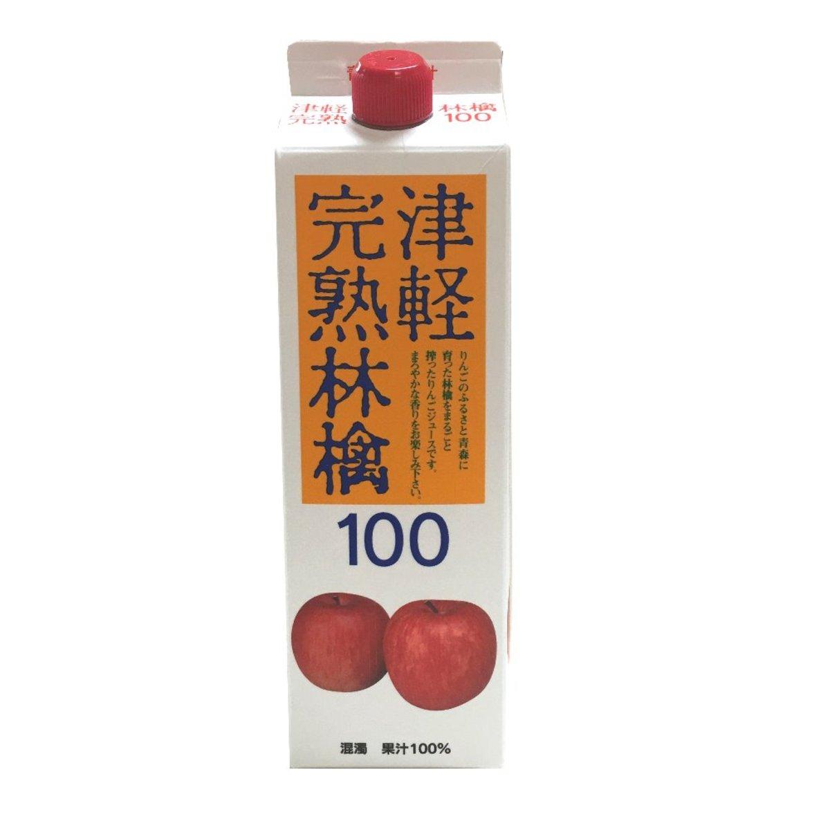 Sterling 津輕完熟林檎100%蘋果汁 1千克