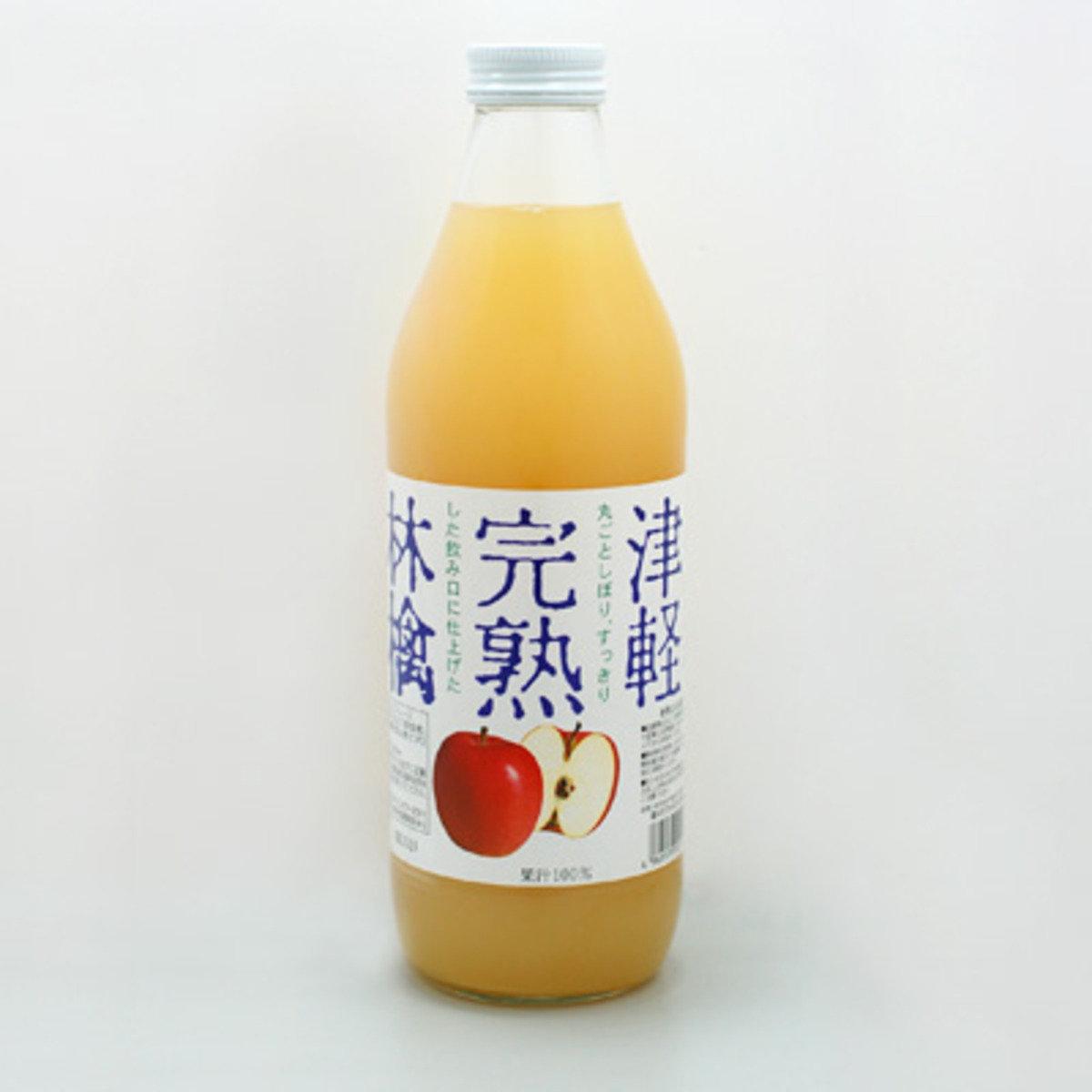 Sterling 津輕完熟林檎100%蘋果汁 1公升