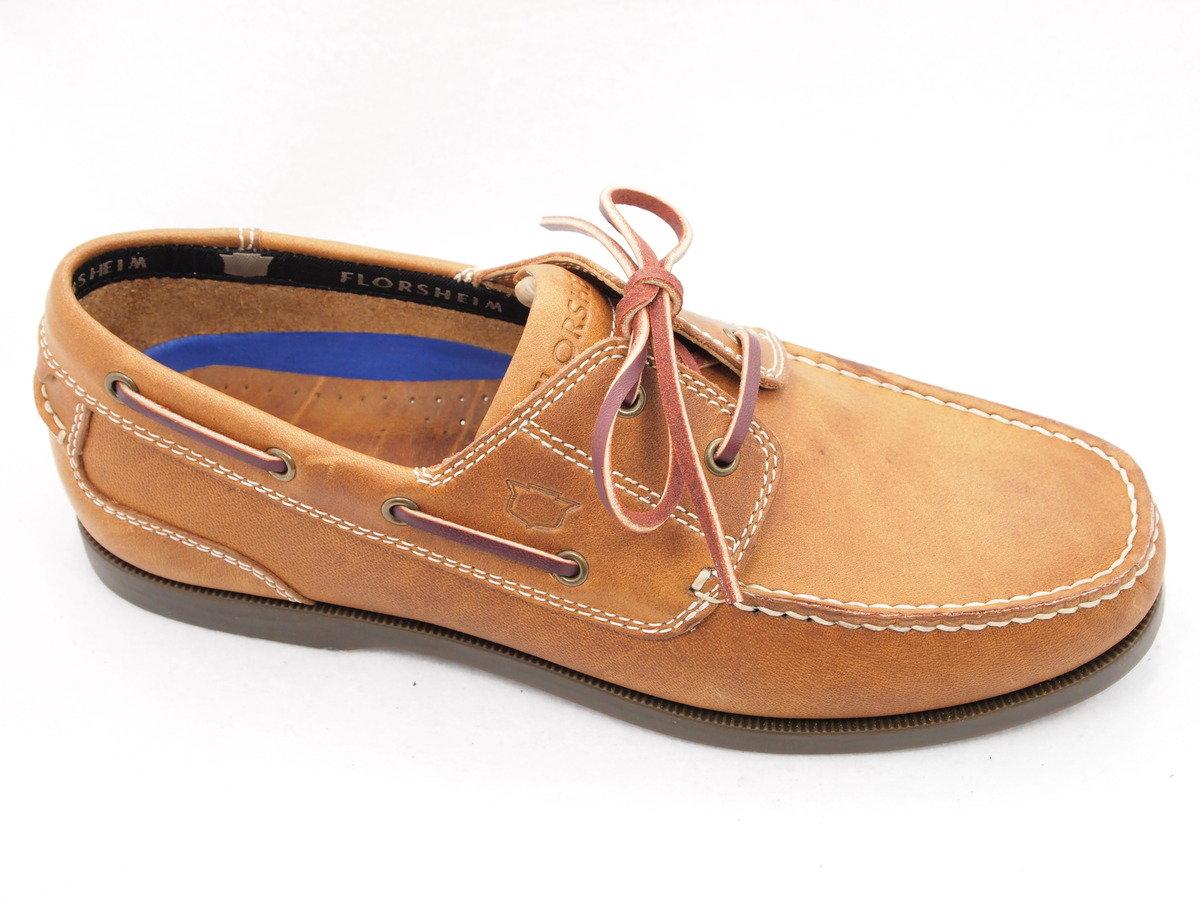 SPINNKER 真皮綁帶便服鞋