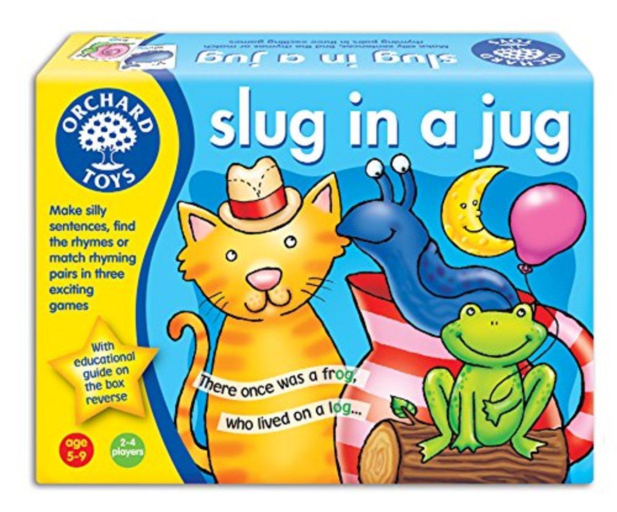 Slug In A Jug