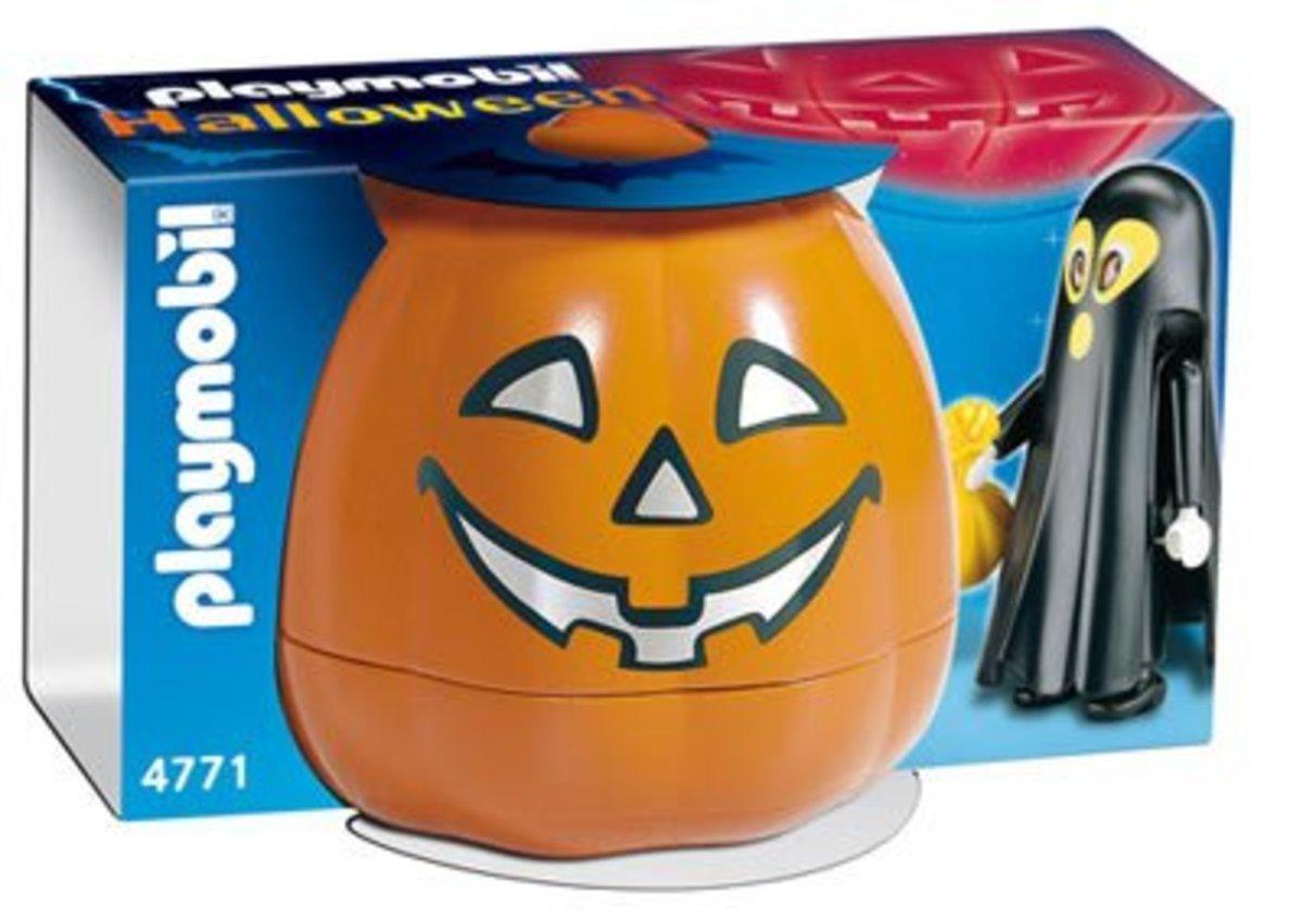 "Halloween Set ""Glost"""