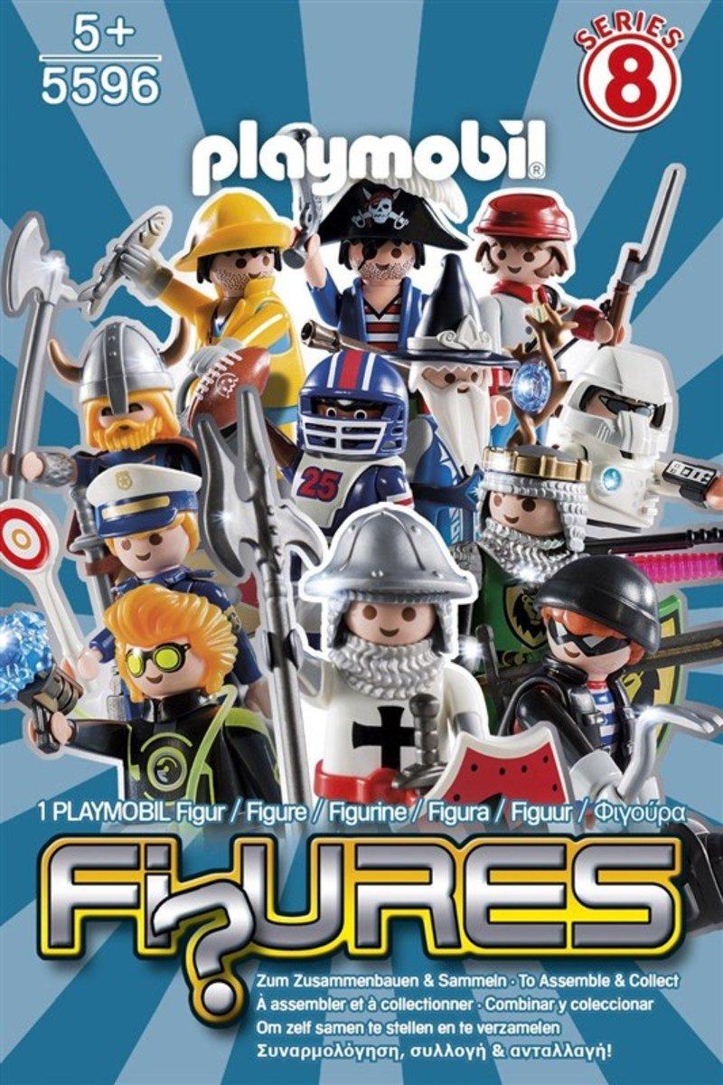 PLAYMOBIL Figures - Boys (Series 8)