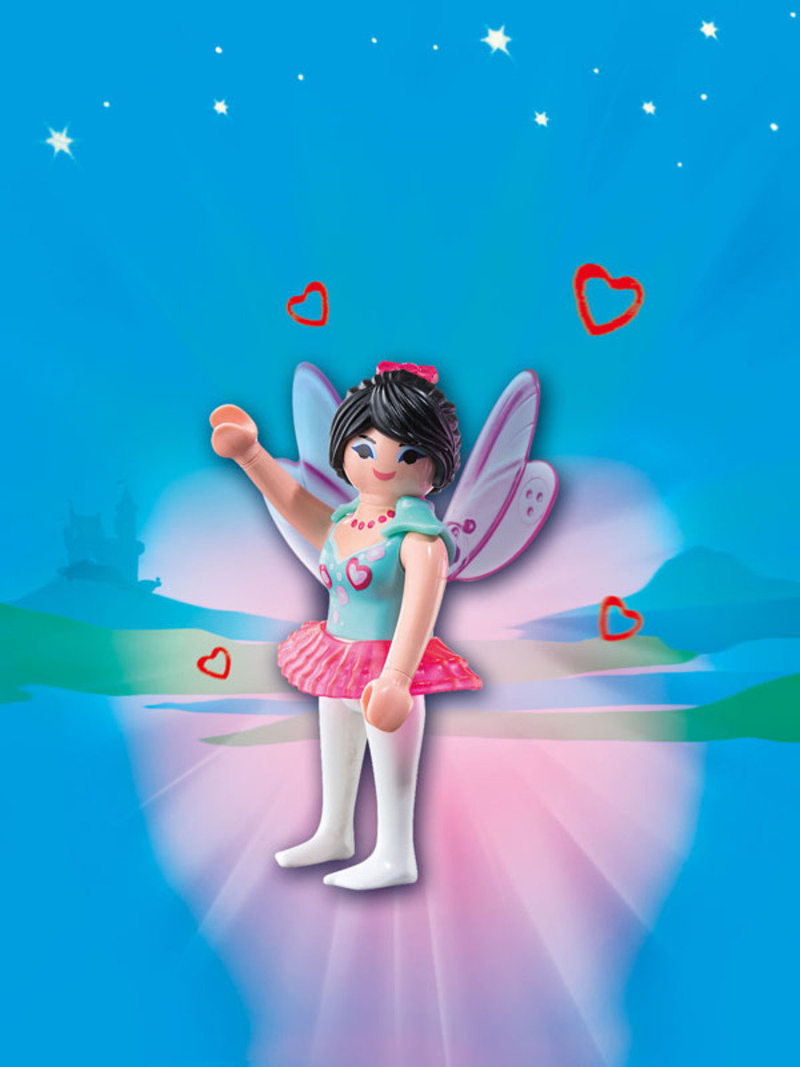 Love Fairy with Ring