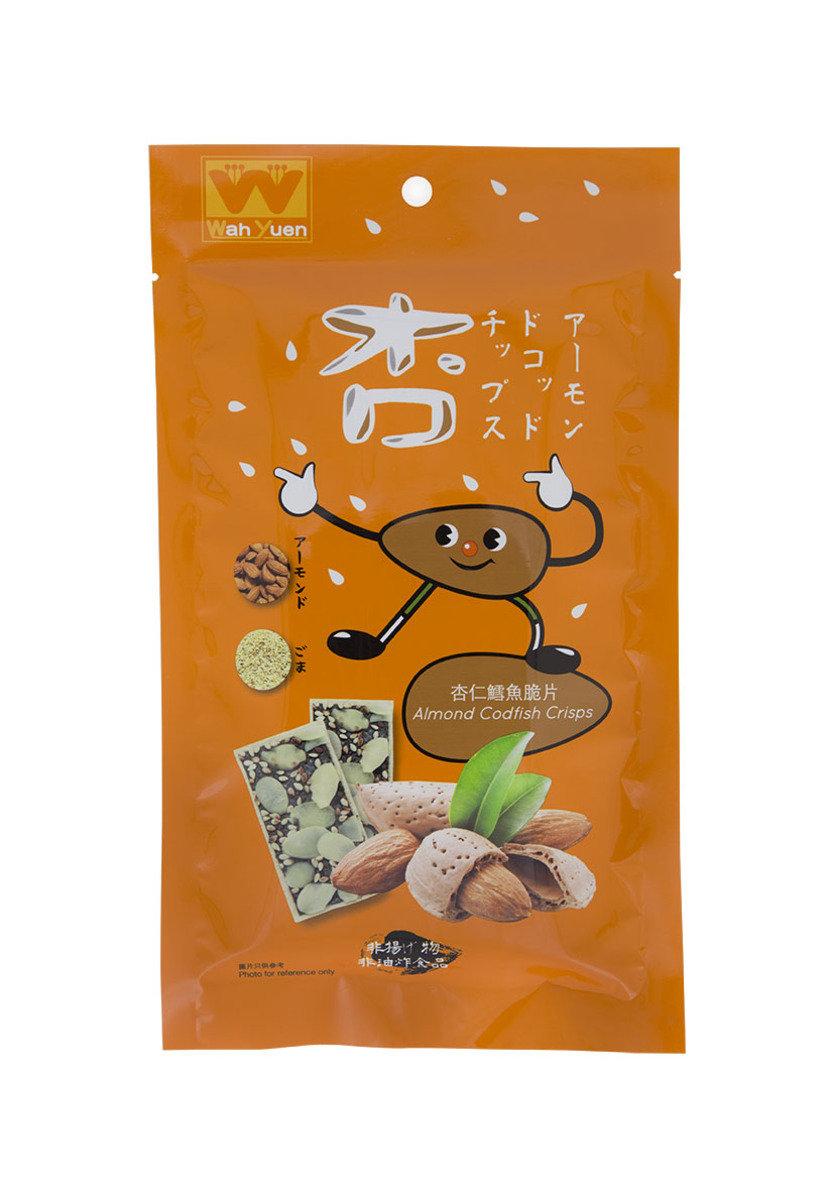 杏仁鱈魚脆片 x 2pcs
