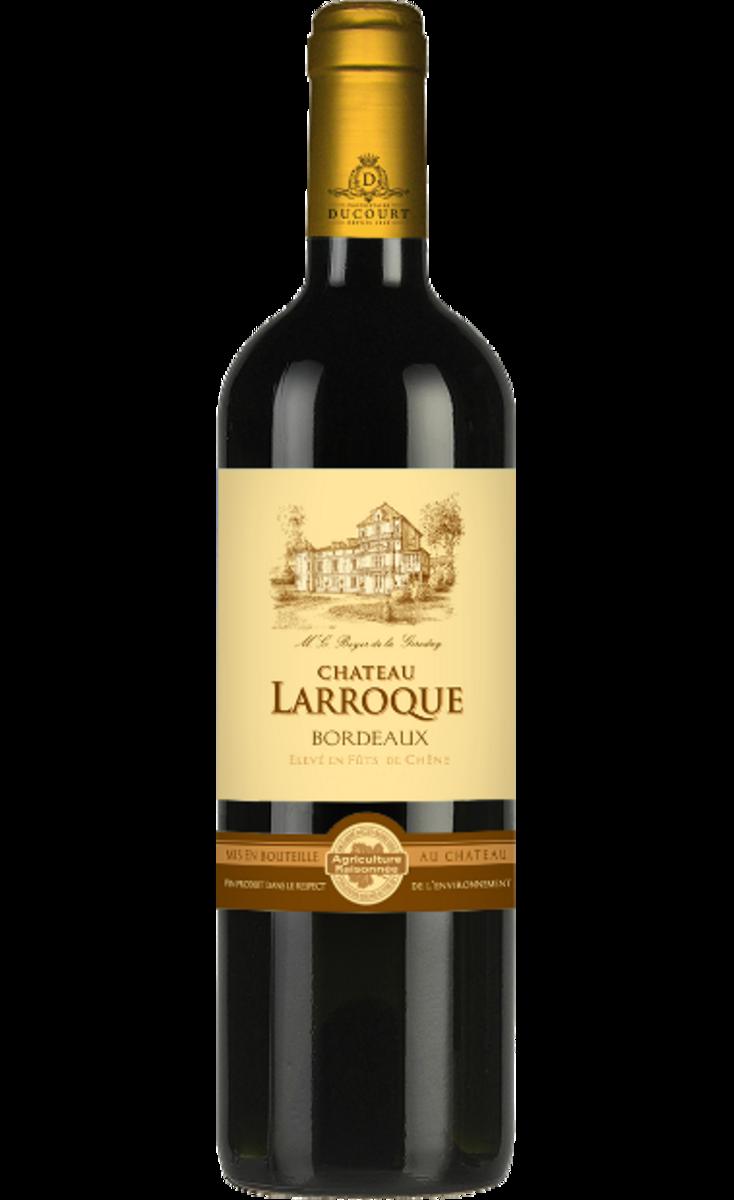 【買一送一】Chateau Larroque 2008 (AOC)