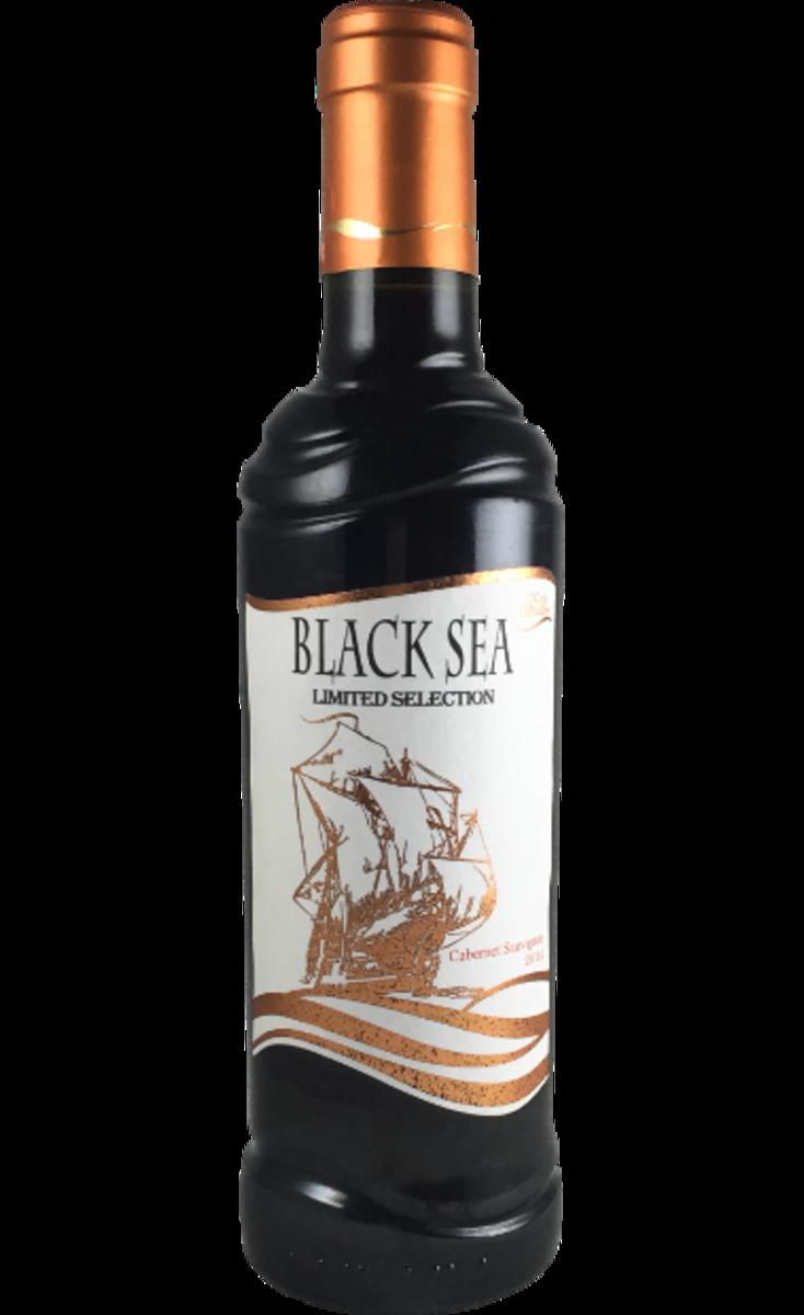 【買一送一】Black Sea Limited Selection Cabernet Sauvignon 375ml