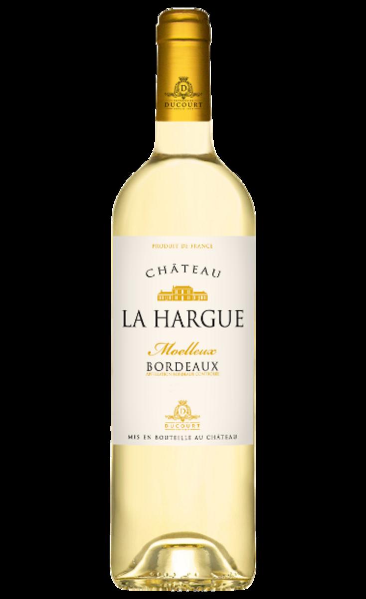 【買一送一】Chateau La Hargue (AOC) 2014 White