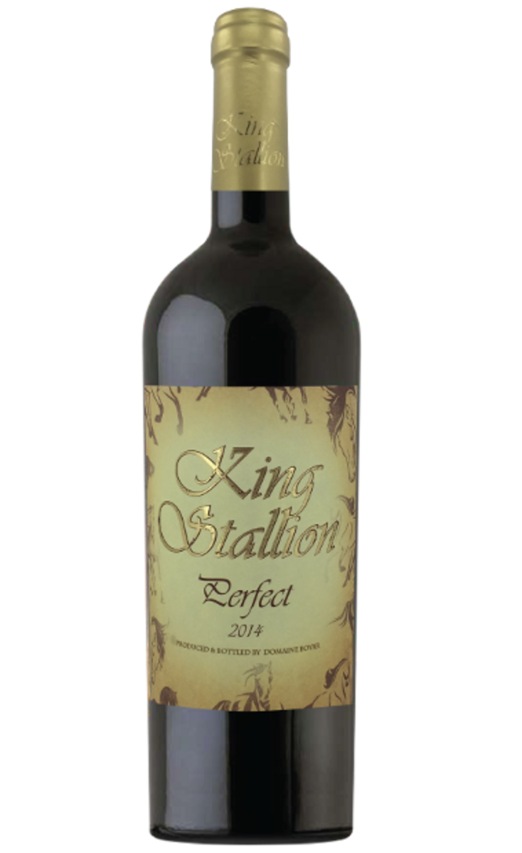 【買一送一】King Stallion Perfect 2014