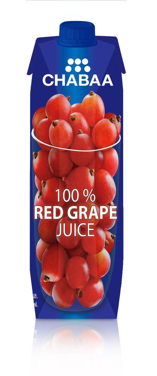 鮮芭 100% 紅提子汁 1LT x 12/set