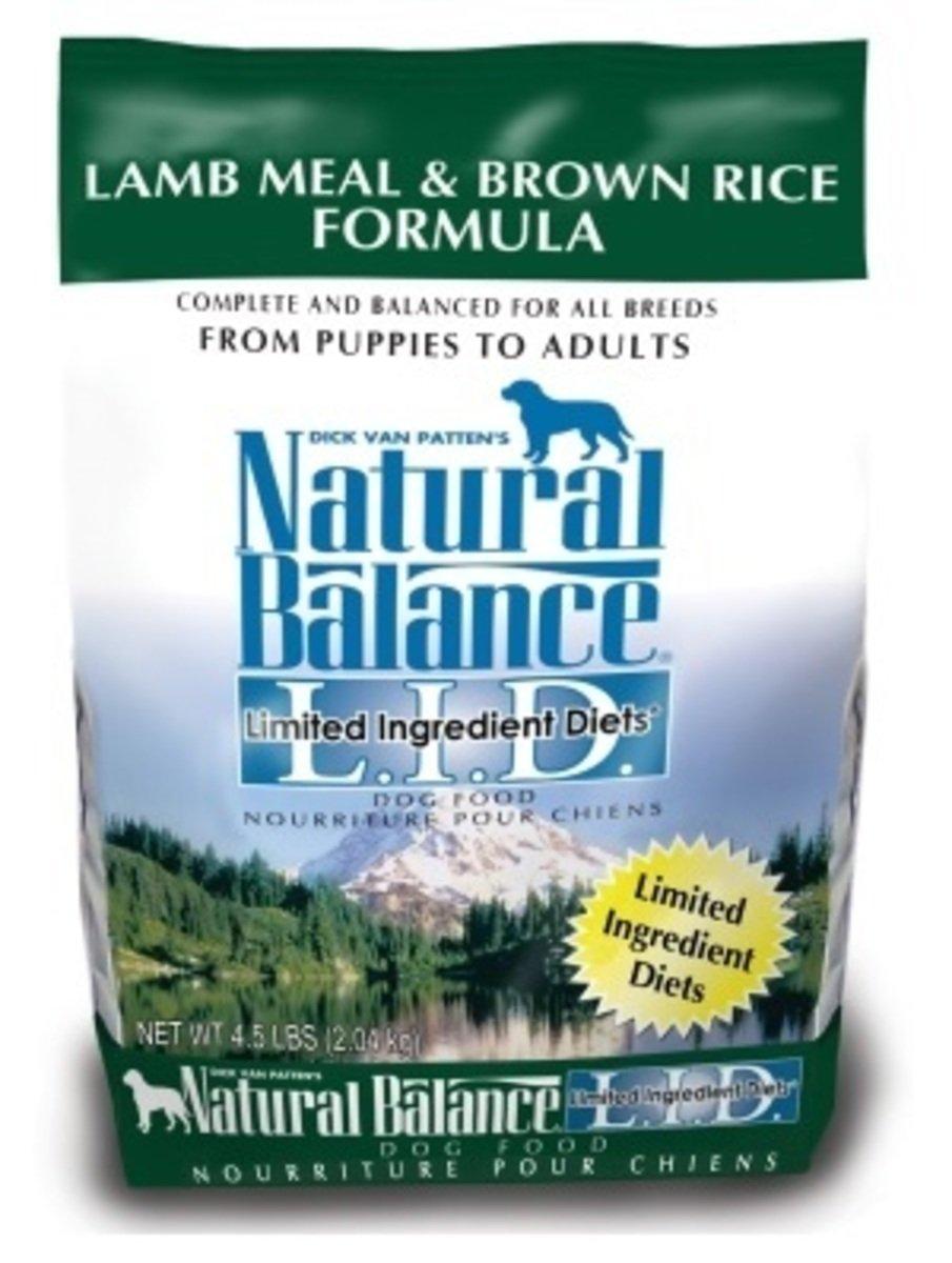 抗敏羊肉紅米狗糧4.5lb