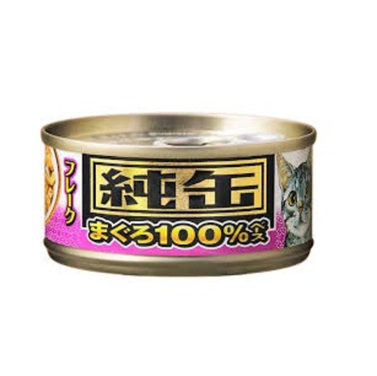 純罐-吞拿魚片罐頭