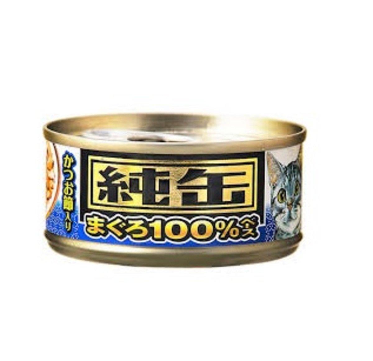 純罐-吞拿魚及鰹魚罐頭